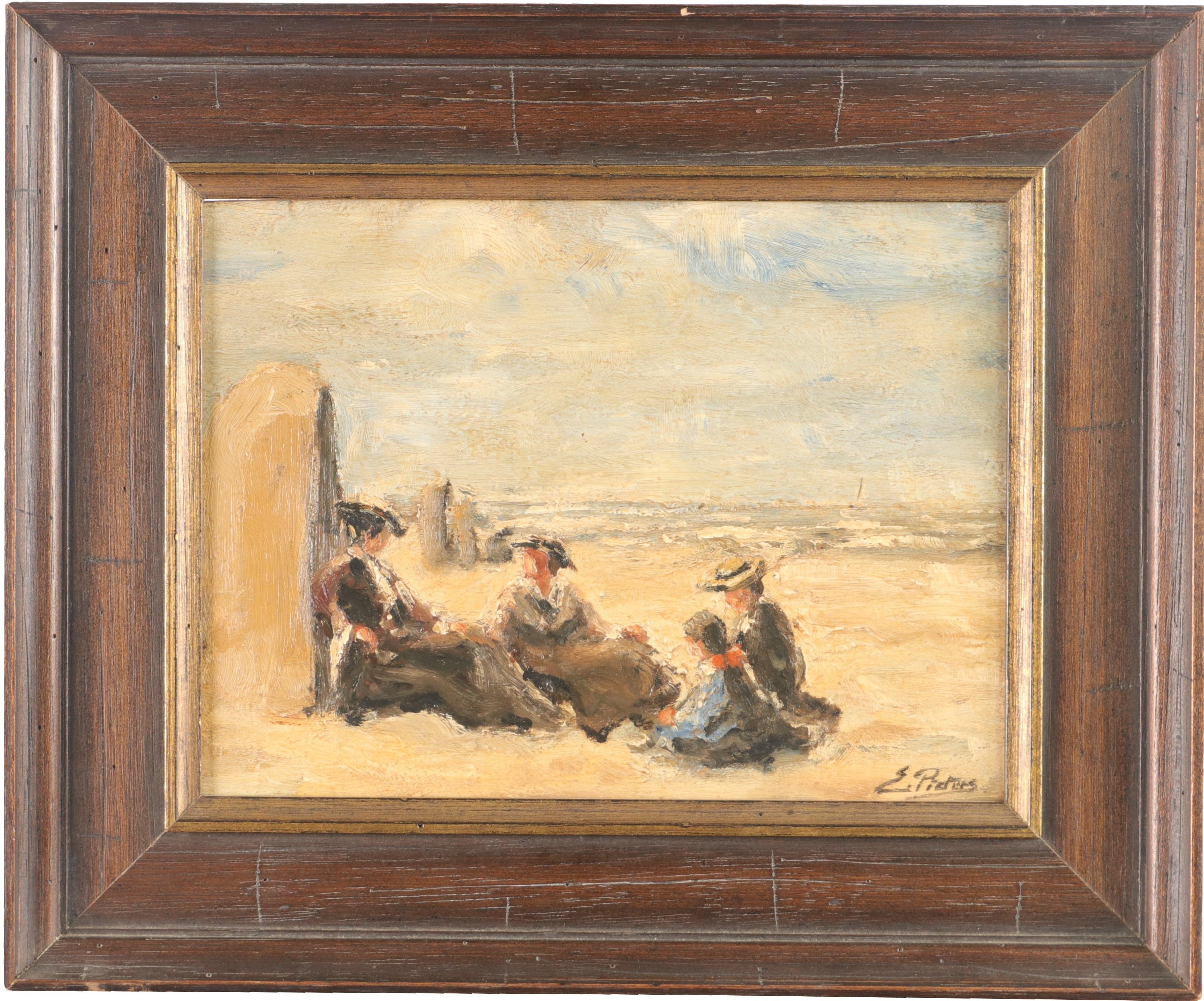 Evert PIETERS (1856 -1932)